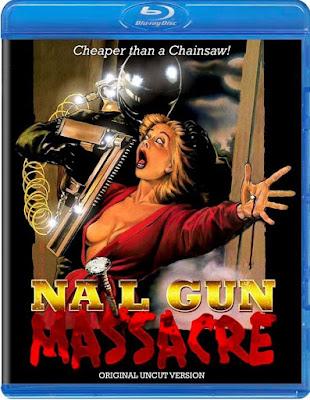 Nail Gun Massacre Blu-ray