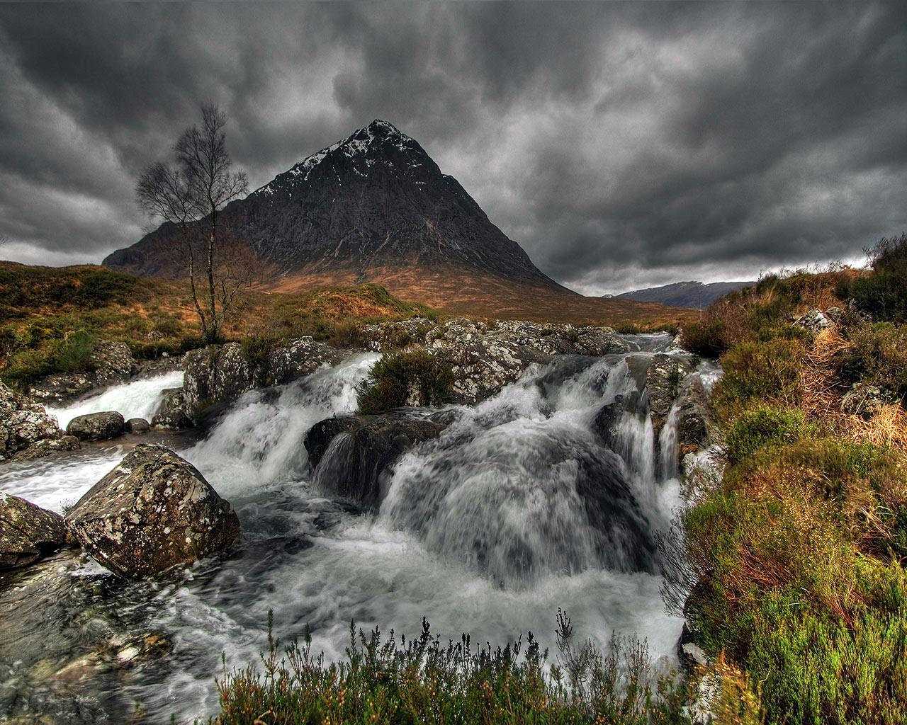 Beautiful Country Scotland Wallpapers