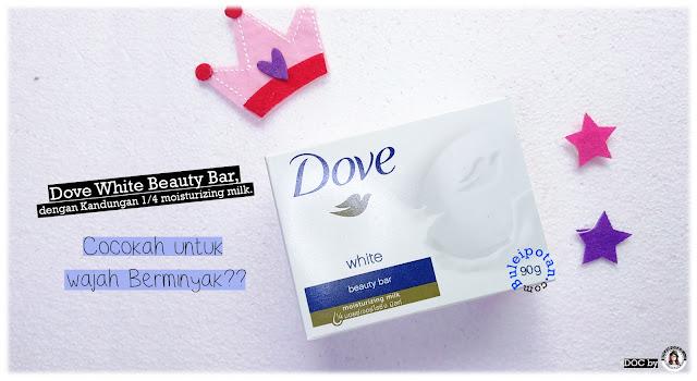 Sabun - Dove White Beauty Bar
