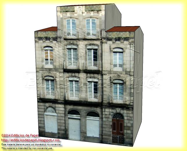 Edificio Villanueva, de J.A. Queralt Rauret