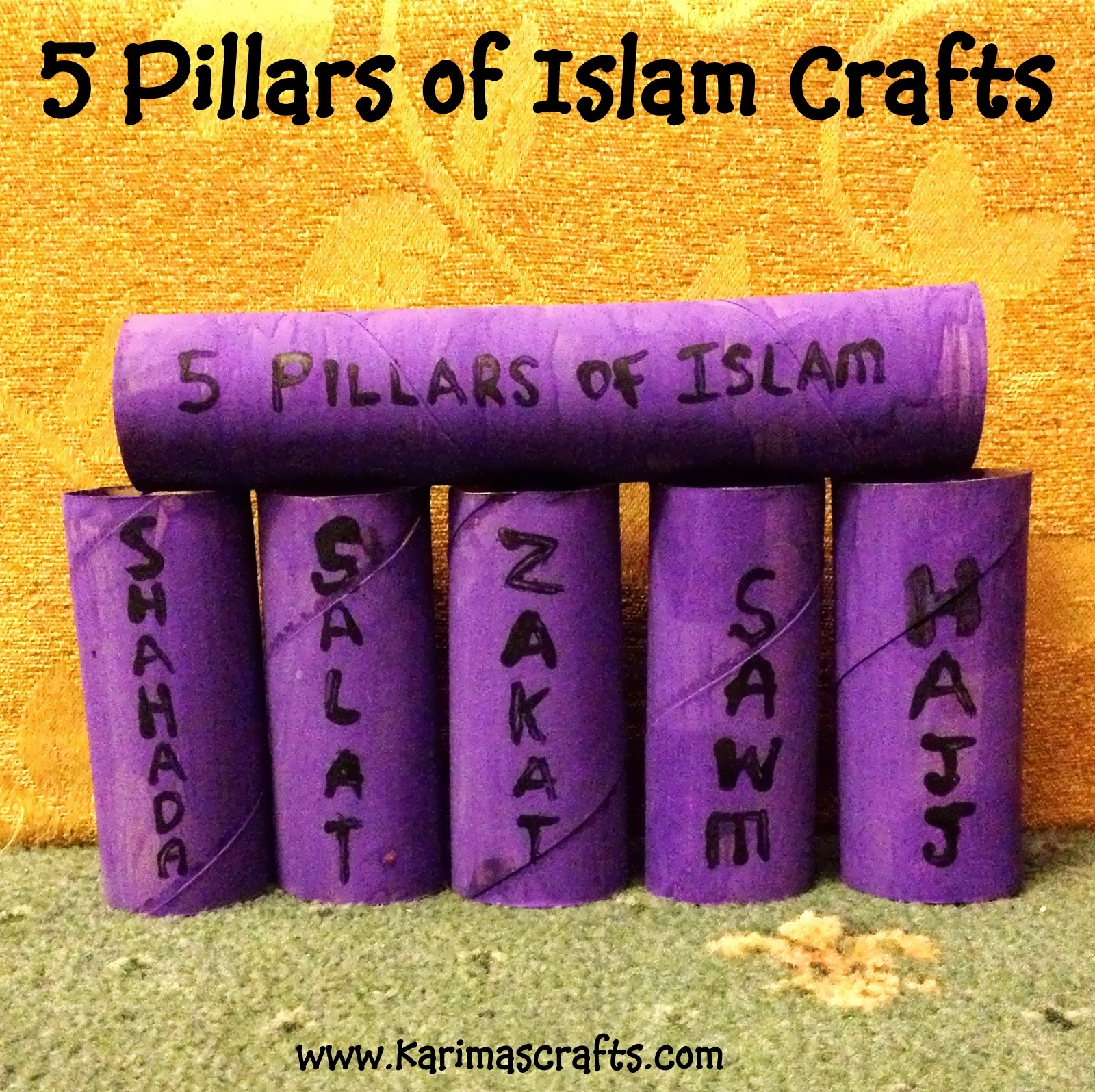 "5 pillars of islam The ""five pillars of islam"" are religious duties that provide a framework for a muslim's life these duties are performed regularly and encompass duties to god, to personal spiritual growth, to care for the poor, self-discipline, and sacrifice in arabic, "" arkan"" (pillars) provide."