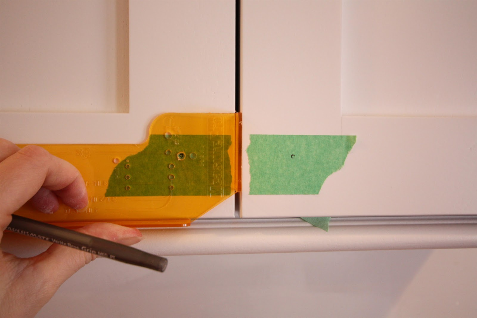 Kitchen Cabinet Handle Template Part - 36: Russetstreetreno.com