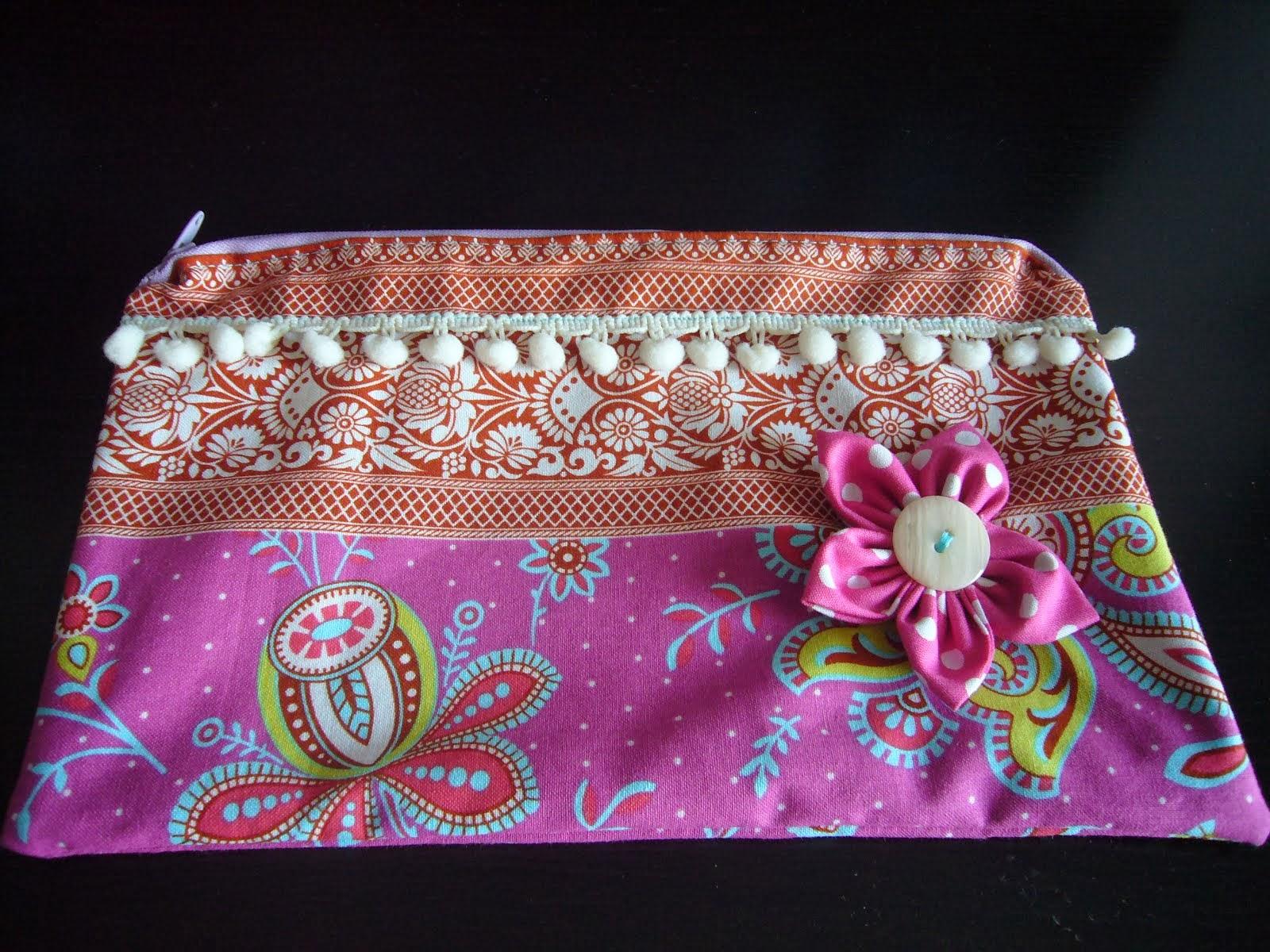 bolsa cosméticos L Ref.: #001