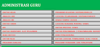 download gratis administrasi kelas