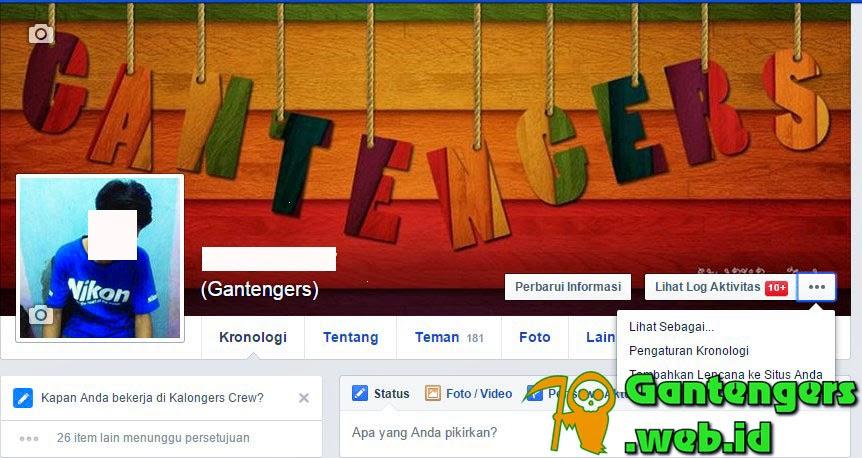 Cara Membuat Tombol Ikuti (Follow) Facebook