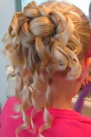 Little Girl Hairstyle DIY