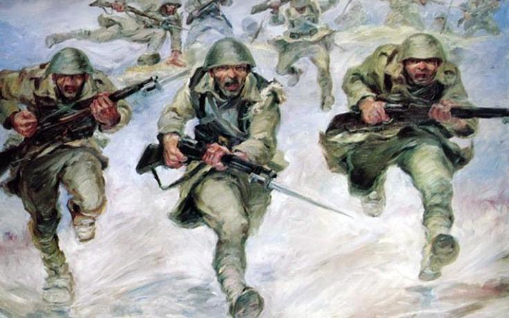 [1940-2015] Δεν ξεχνάμε τους Ήρωες που έδωσαν την ζωή του στο Αλβανικό έπος