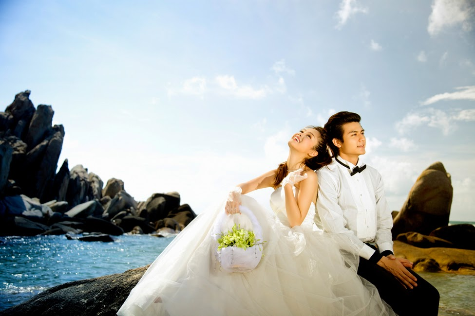 Koleksi Foto Pre Wedding Terbaru 2015
