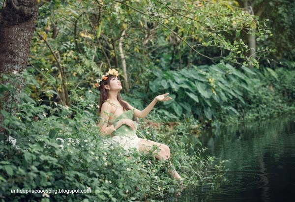 Cô gái của rừng xanh 11