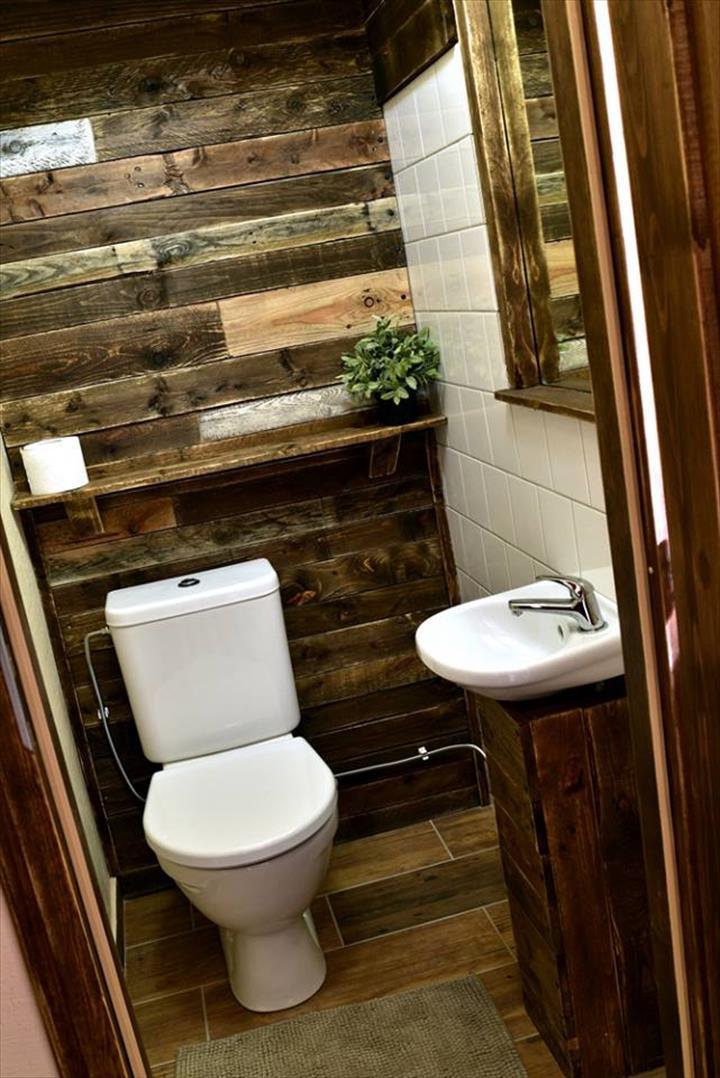 meubles et autres objets a faire pour la salle de bain et les toilettes photos du net id es. Black Bedroom Furniture Sets. Home Design Ideas