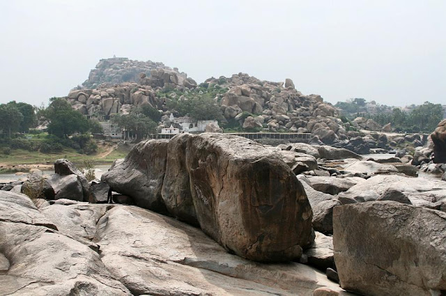Ancient Kodandarama temple - Hampi Pick, Pack, Go