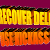 Recover Permanently deleted files-use Kickass Undelete Free Software