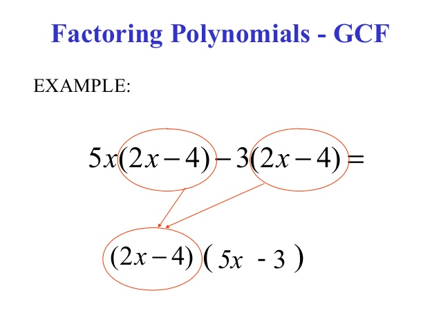 GCF and grouping WS - Algebra II Name: Worksheet #1 Factoring ...
