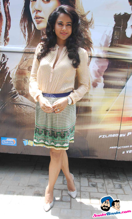 Sameera Reddy - (4) - Sameera Reddy Promotes Tezz Movie