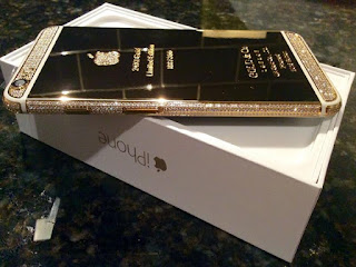 24 Carat Gold Apple iPhone 6