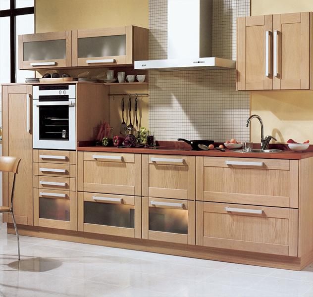 Muebles rosilla herv s cocinas modernas - Muebles de cocina modernas ...