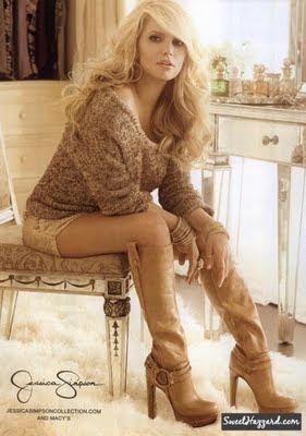 Jessica Simpson Fall/Winter Collection 2011