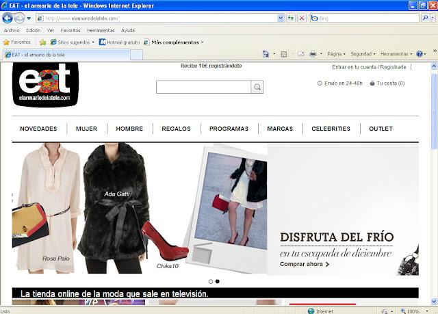 Caprichos de armario 2011 - El armario d la tele com ...