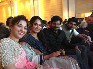 Bahubali Official teaser release tamanna prabhas and others