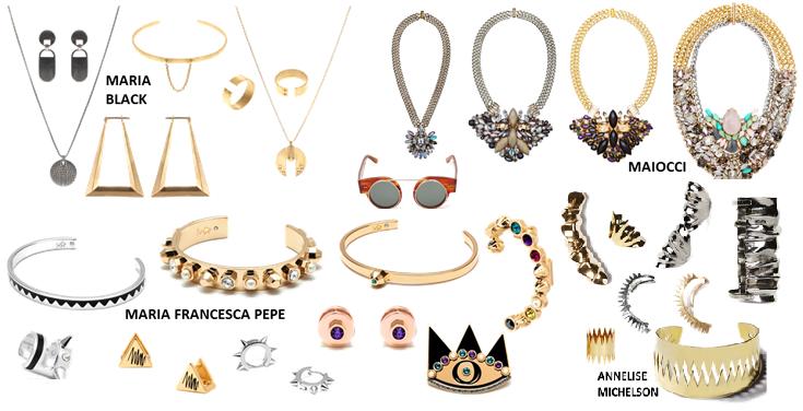 Statement jewellery designer
