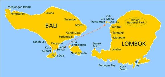 board post indonesia travelling from bali gili trawangan boat flight lombok