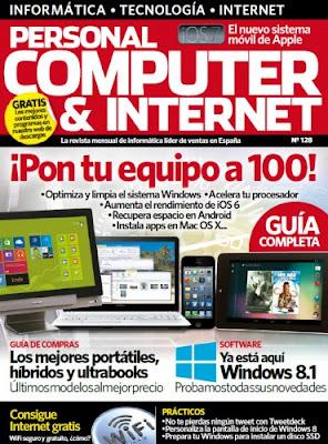 Personal Computer & Internet – Julio 2013 – PDF
