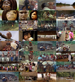 Амазония: зловещий ритуал / Headshrinkers of the Amazon / Search Amazon for the Headshrinkers. 2009.