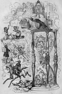 Phiz. Master Humphrey´s clock de C. Dickens, 1840-41