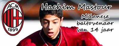 Hachim Mastour, el 'diamante en bruto' del Milan