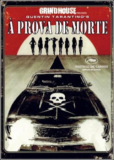 Download - À Prova de Morte - DVDRip - AVI - Dual Áudio