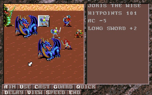 Dungeons & Dragons: Krynn Series - PC (Download Completo em Torrent)