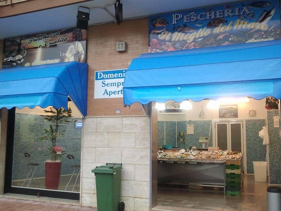 PESCHERIA - IL MEGLIO DEL MARE