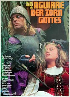 Ver online: Aguirre, la ira de Dios (Aguirre der Zorn Gottes / Aguirre, Wrath of Go) 1972