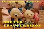 SORTEO MY OWN TEDDY BEAR