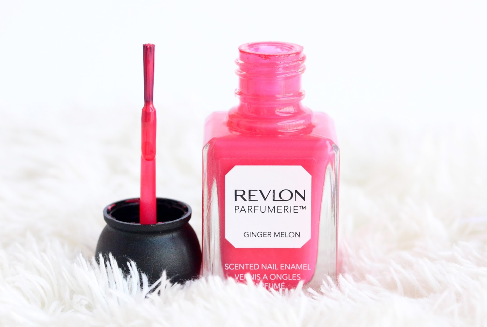Revlon Perfumerie Nail Polish in Ginger Melon