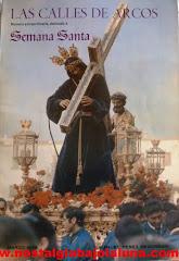 REVISTA LAS CALLES DE ARCOS SEMANA SANTA 1978
