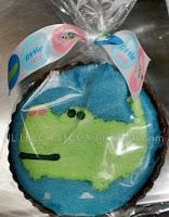 crocodile fancy cookies aqiqah door gift
