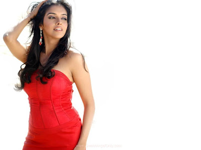 Asin Actress HD Wallpaper