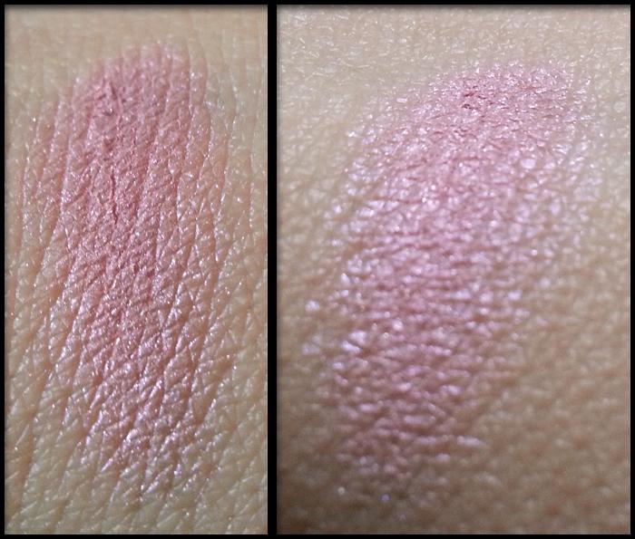 Neve Cosmetics - Blush Minerale - Boudoir swatch