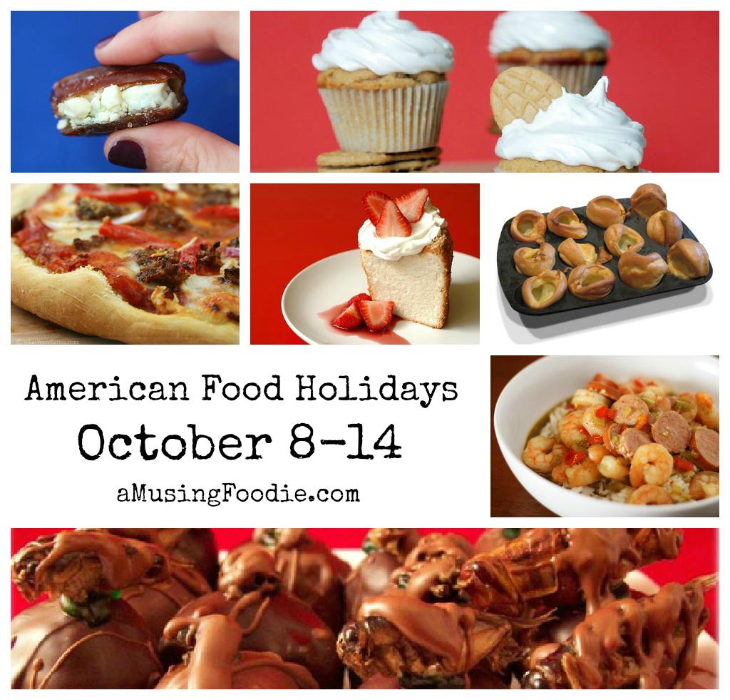 American Holidays American food holidays