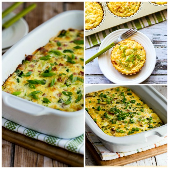 Kalyn's Top 10 Low Carb Breakfasts to Bake on the Weekend and Eat All Week