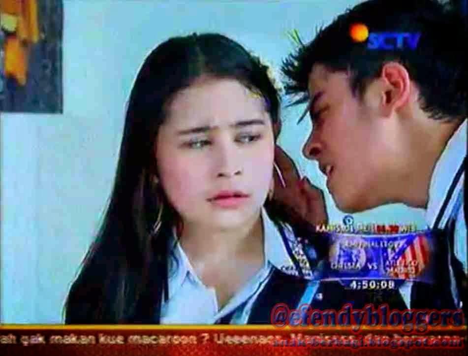 Foto Adegan Romantis Digo Dengan Sissy Di Sinetron GGS SCTV