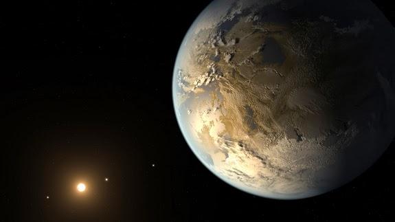 کشف سیارهای مشابه کره زمین در خارج از منظومه شمسی