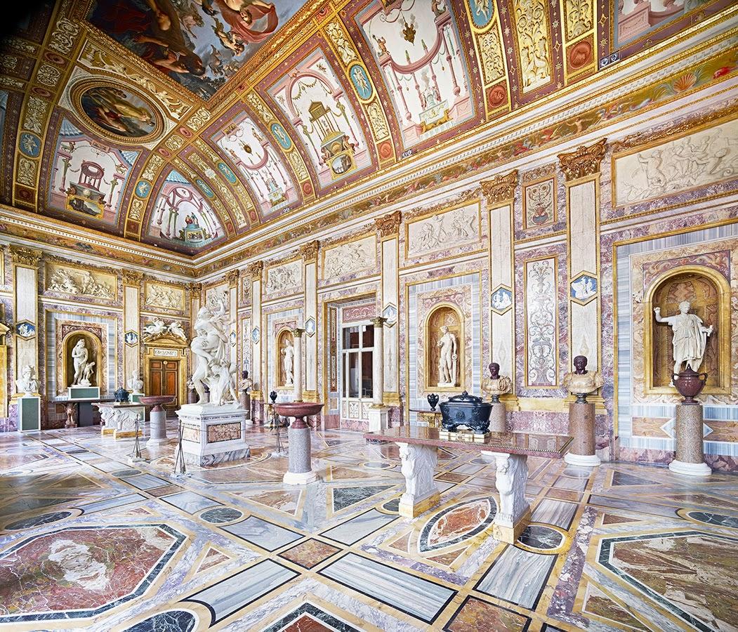 Galleria Borghese Villa Dei Medici Roma