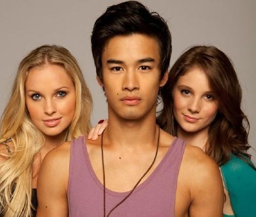 Dance academy tv series