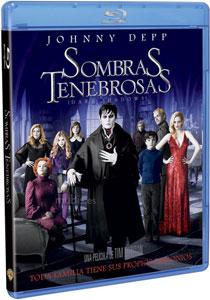 Blu-ray de Sombras tenebrosas
