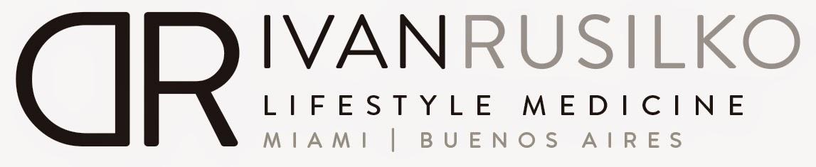 Dr Ivan Rusilko Lifestyle Medicine