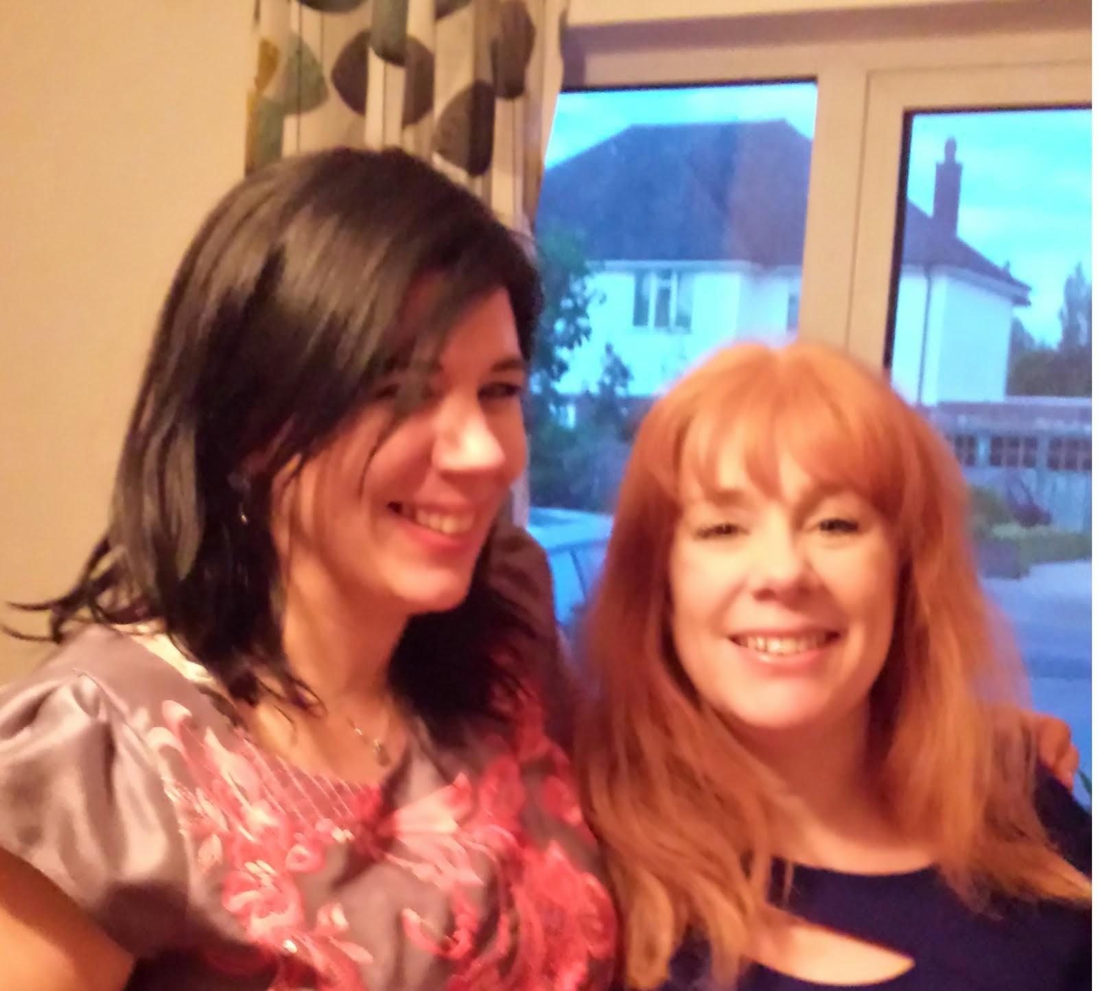Naomi and Marina