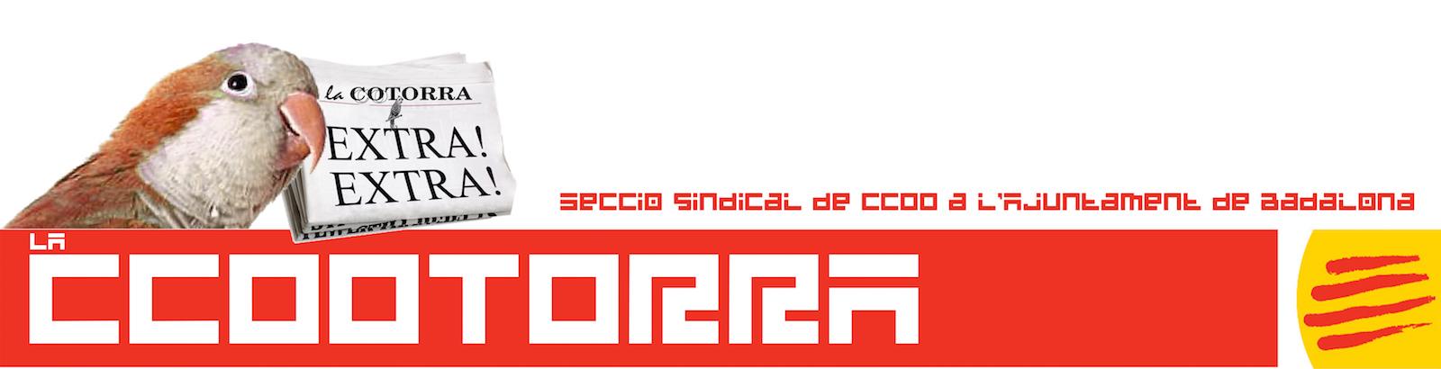 La CCOOtorra