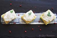 Raviolis de Pato Confitado y Bechamel de trufa (Pasta Wonton)